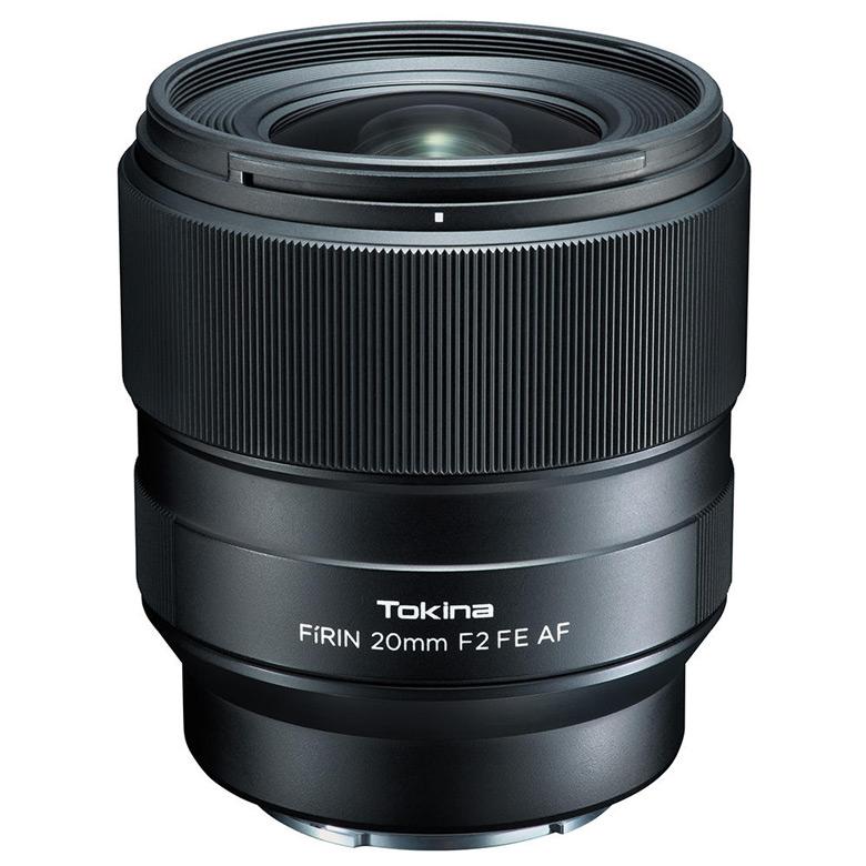 Названа цена и дата начала поставок объектива Tokina FiRIN 20mm F2 FE AF
