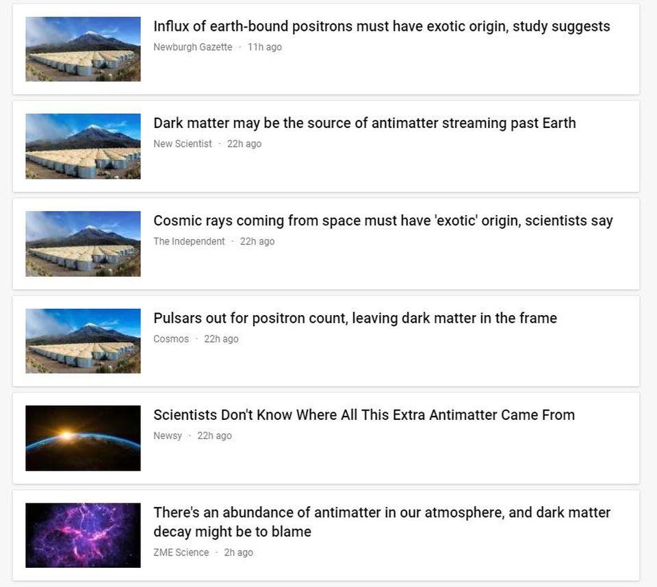 Спросите Итана: избыток позитронов — стоит ли приписывать тёмной материи решение всех загадок астрофизики? - 6