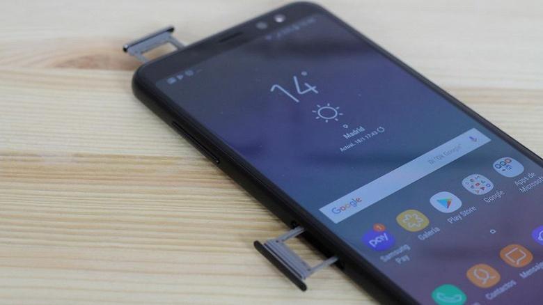 Стали известны параметры смартфонов Samsung Galaxy A6 и A6+ - 1