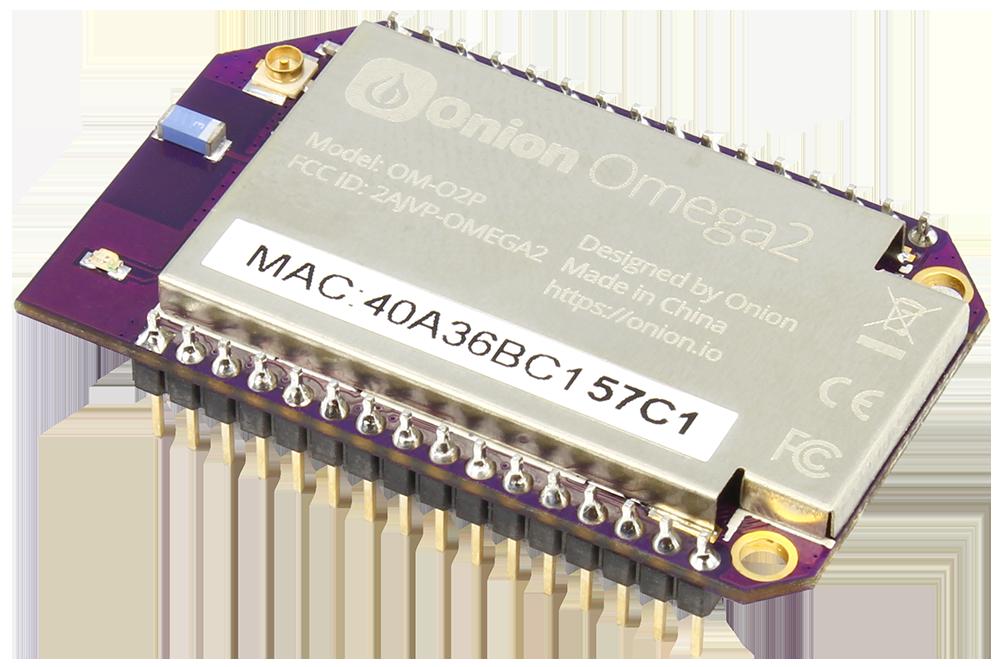 Используем Onion Omega2 для создания устройств с Linux и Wi-Fi - 1