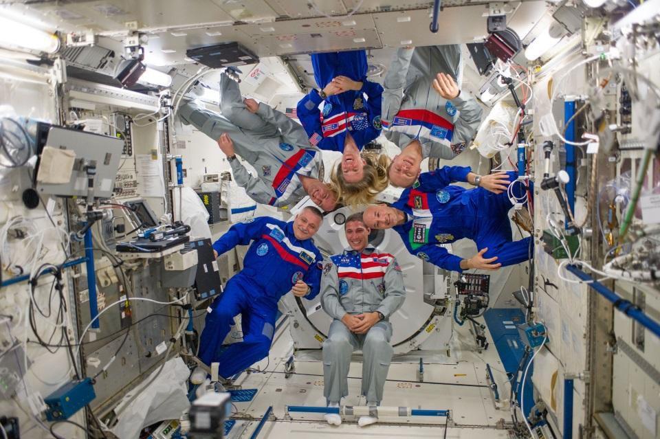 Почему космонавтам недоступна искусственная гравитация? - 1