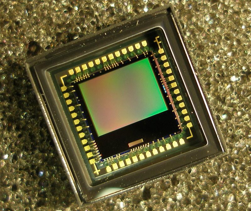 Ученые создали камеру размером меньше миллиметра, и ей не нужна батарея - 1