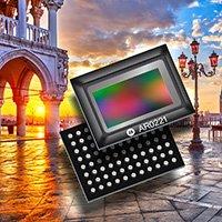 Датчик изображения ON Semiconductor AR0221 демонстрирует лучшее в классе отношение сигнал/шум