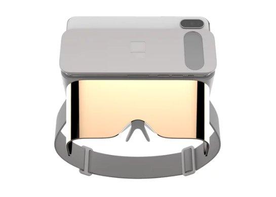Гарнитура Ghost AR использует телефон для создания нового взгляда на мир
