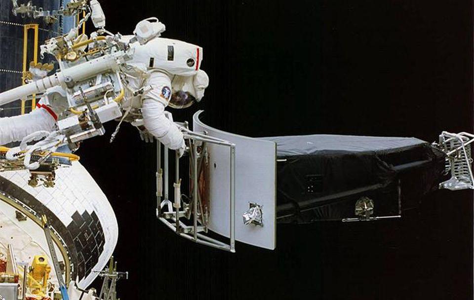 5 фотографий НАСА, изменивших мир - 1