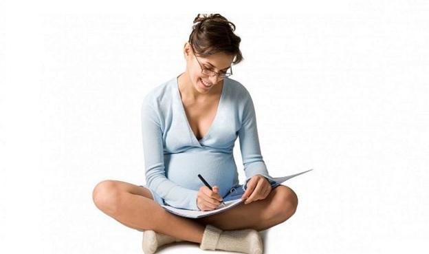 Беременность и зрение