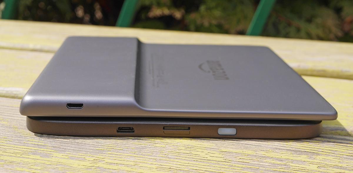 Битва титанов: сравнение флагманских ридеров PocketBook 740 и Amazon Kindle Oasis 2017 - 13
