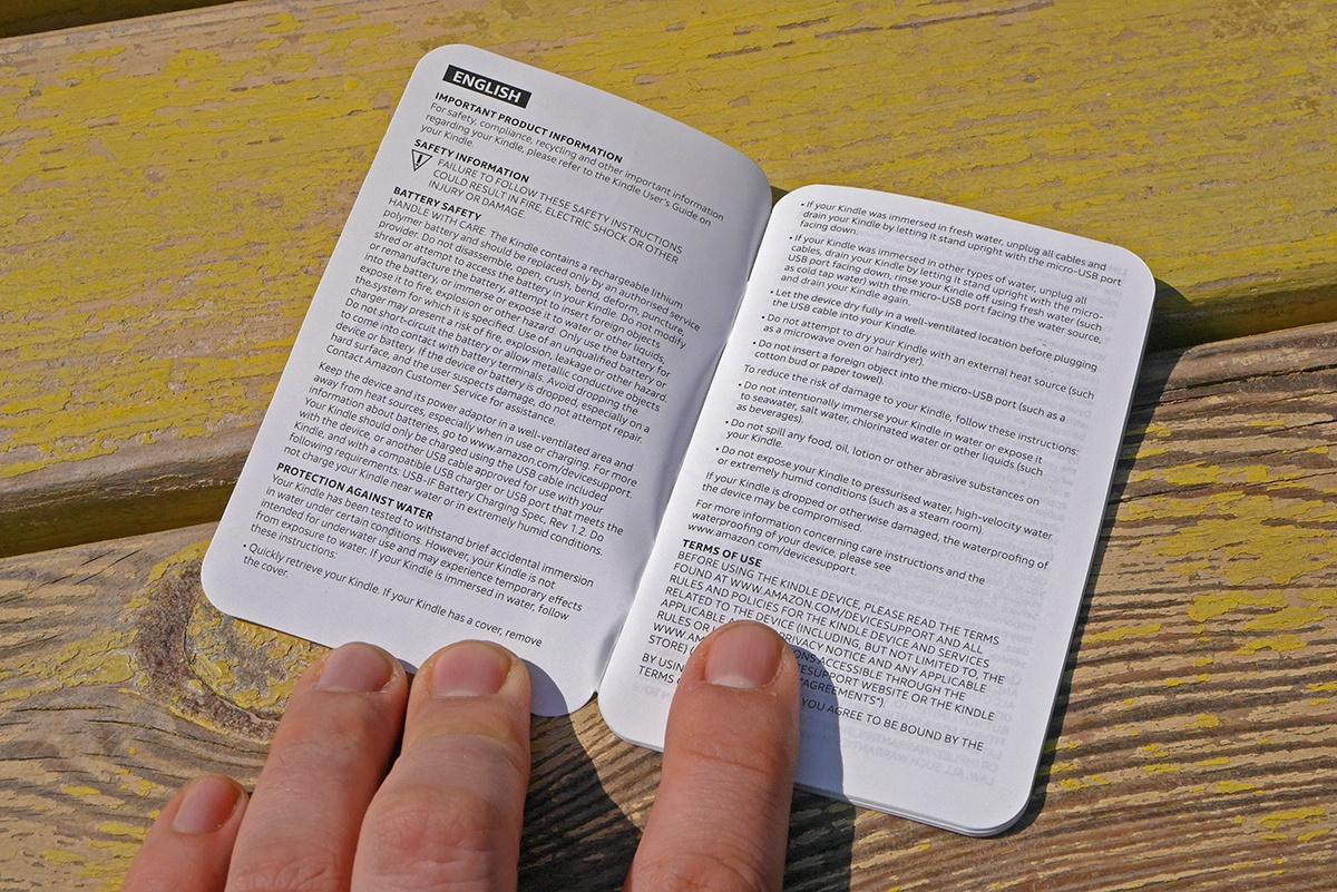 Битва титанов: сравнение флагманских ридеров PocketBook 740 и Amazon Kindle Oasis 2017 - 19