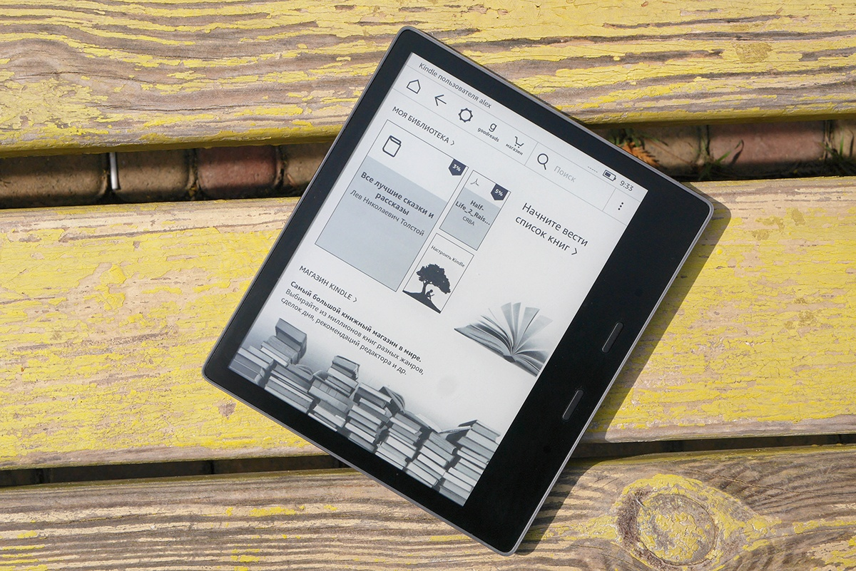 Битва титанов: сравнение флагманских ридеров PocketBook 740 и Amazon Kindle Oasis 2017 - 5