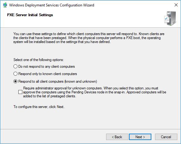Полезные советы IT-администратору: развертывание различных ОС с помощью Windows Deployment Services - 4