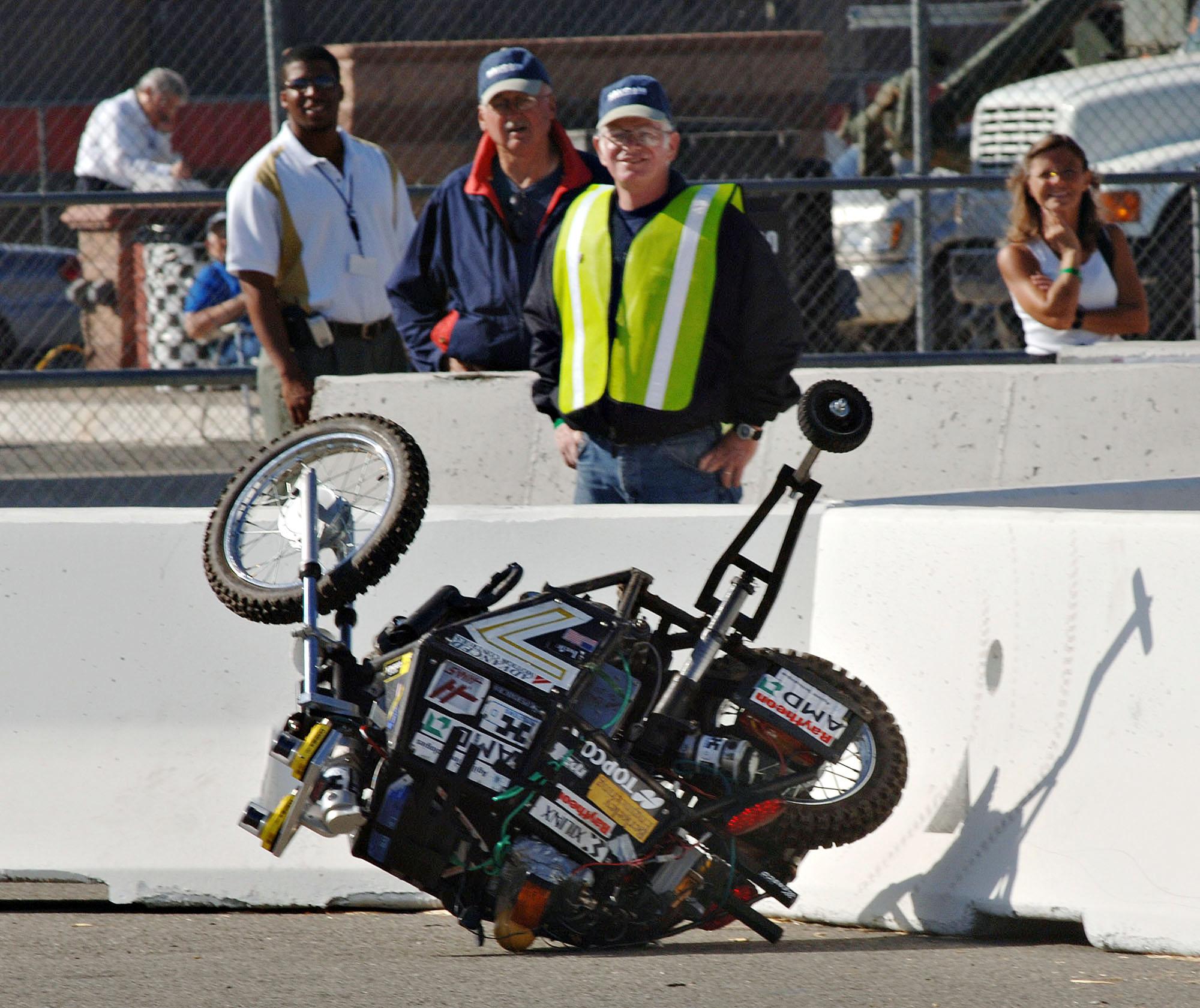 GhostRider: автономный мотоцикл, положивший начало карьере Энтони Левандовски - 4
