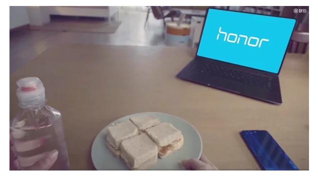 Через несколько дней Huawei представит первый ноутбук под брендом Honor - 1