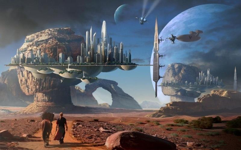 Концепция космического реализма - 1