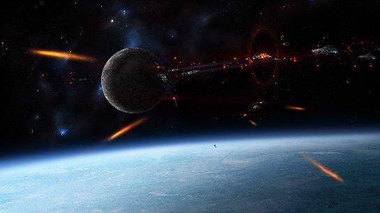 Ученые принялись за разработку правил для ведения космических воен