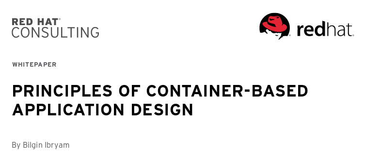 7 принципов проектирования приложений, основанных на контейнерах - 1