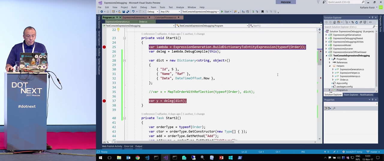 Генерация кода во время работы приложения: реальные примеры и техники - 13