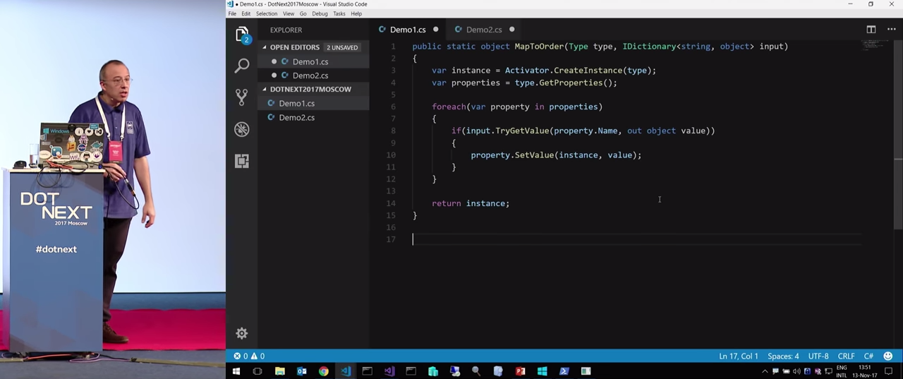 Генерация кода во время работы приложения: реальные примеры и техники - 14