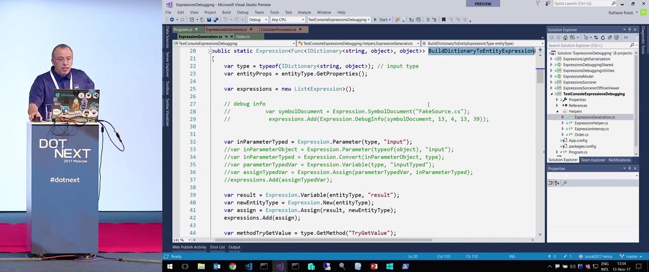 Генерация кода во время работы приложения: реальные примеры и техники - 18