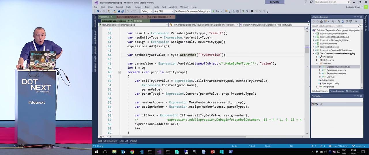 Генерация кода во время работы приложения: реальные примеры и техники - 19