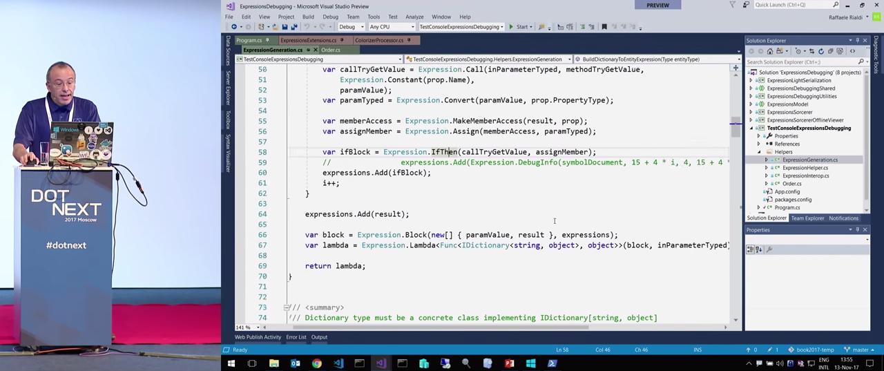 Генерация кода во время работы приложения: реальные примеры и техники - 20