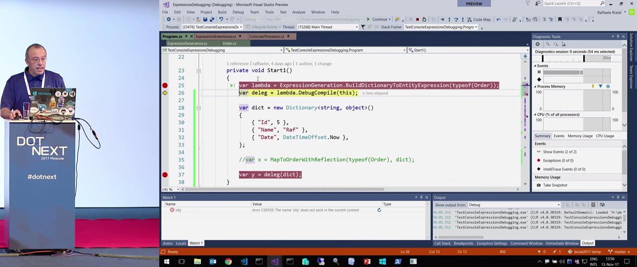 Генерация кода во время работы приложения: реальные примеры и техники - 21