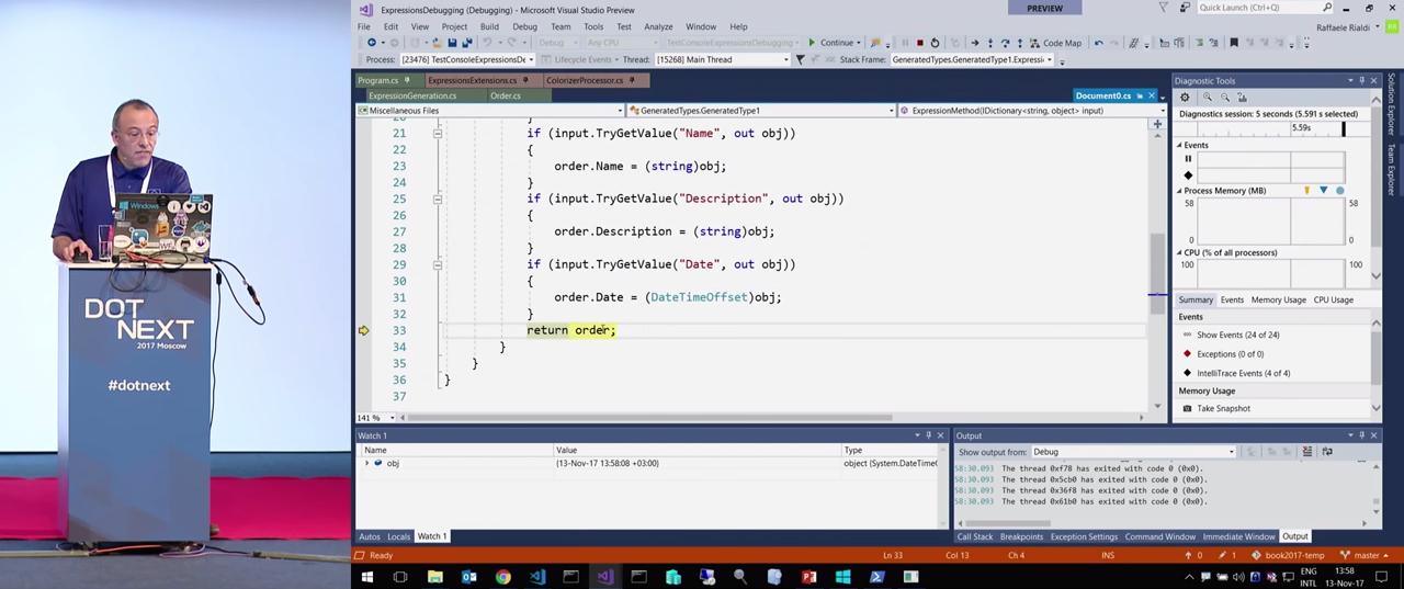 Генерация кода во время работы приложения: реальные примеры и техники - 24