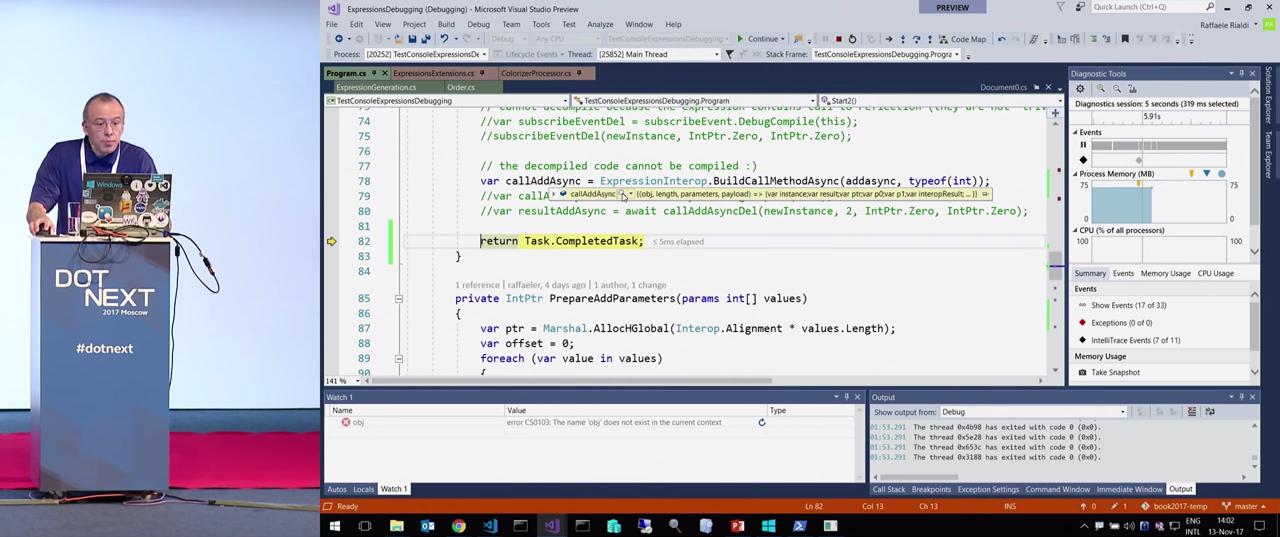 Генерация кода во время работы приложения: реальные примеры и техники - 29