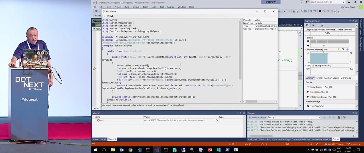 Генерация кода во время работы приложения: реальные примеры и техники - 30