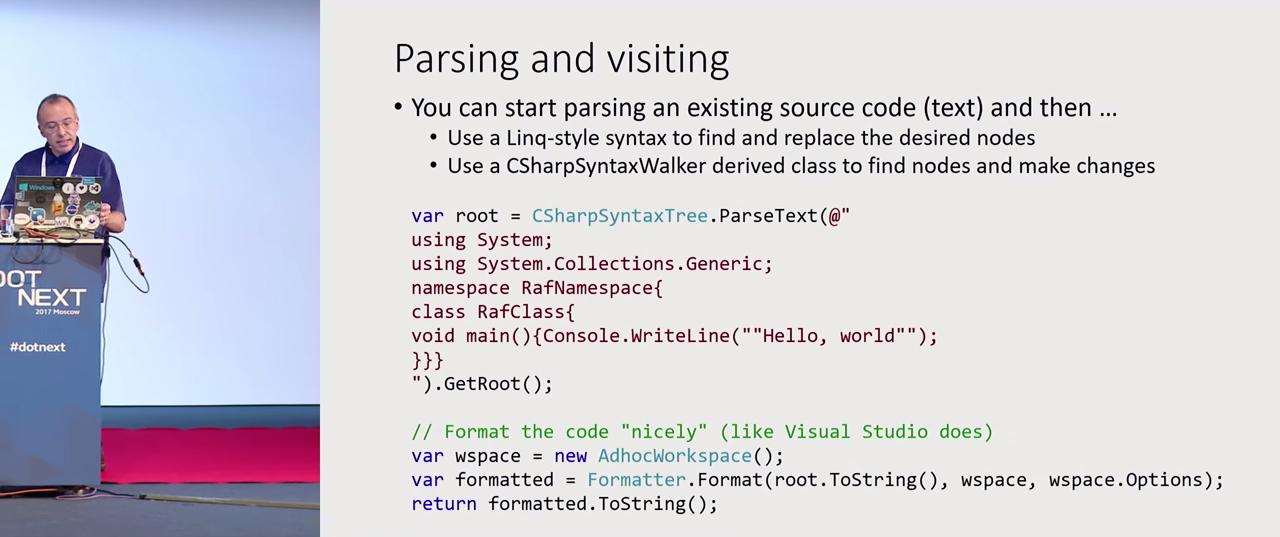 Генерация кода во время работы приложения: реальные примеры и техники - 32