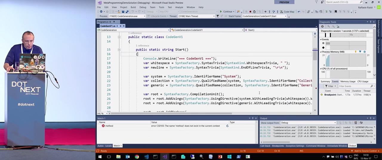 Генерация кода во время работы приложения: реальные примеры и техники - 33