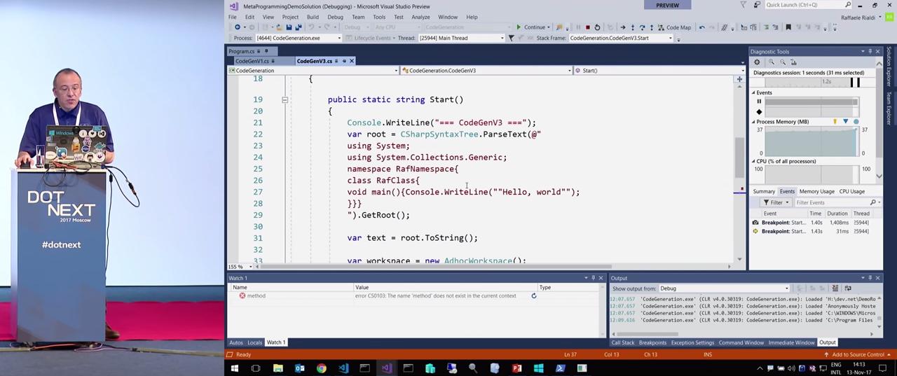Генерация кода во время работы приложения: реальные примеры и техники - 34