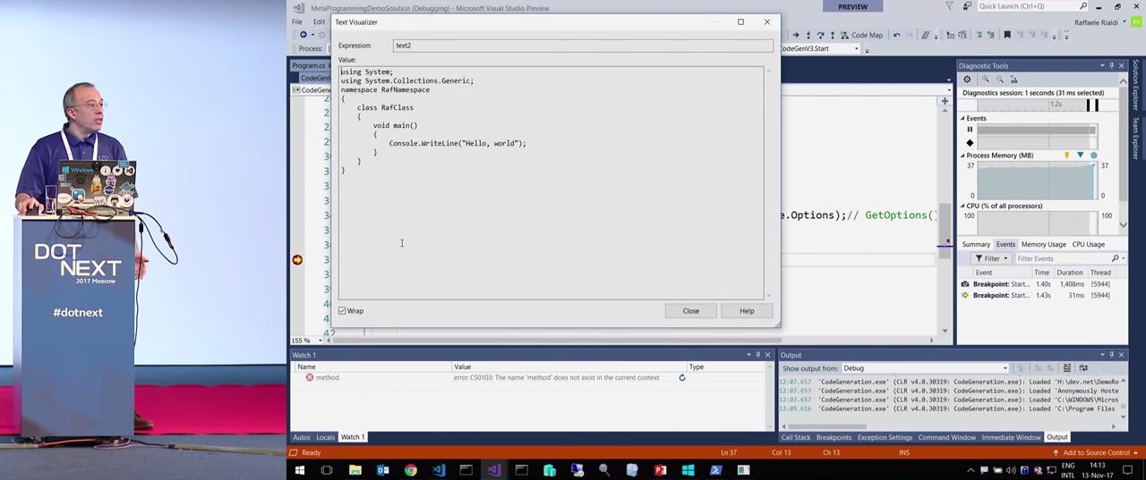 Генерация кода во время работы приложения: реальные примеры и техники - 37