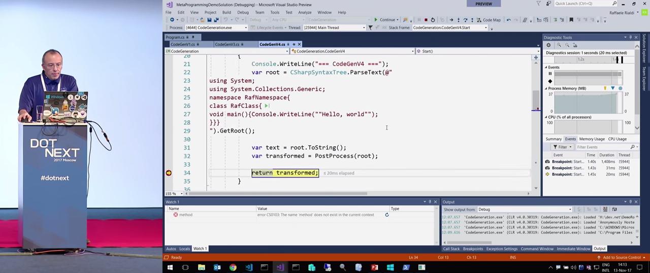 Генерация кода во время работы приложения: реальные примеры и техники - 38