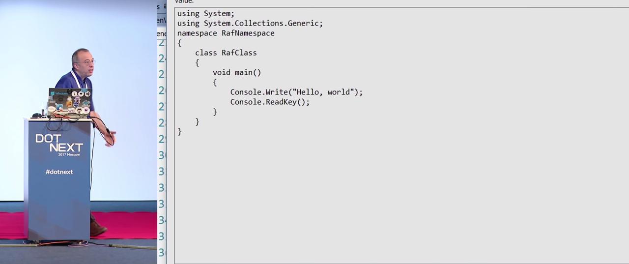Генерация кода во время работы приложения: реальные примеры и техники - 40