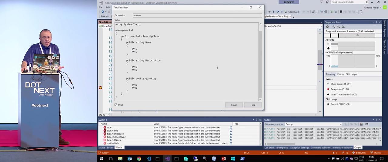 Генерация кода во время работы приложения: реальные примеры и техники - 44
