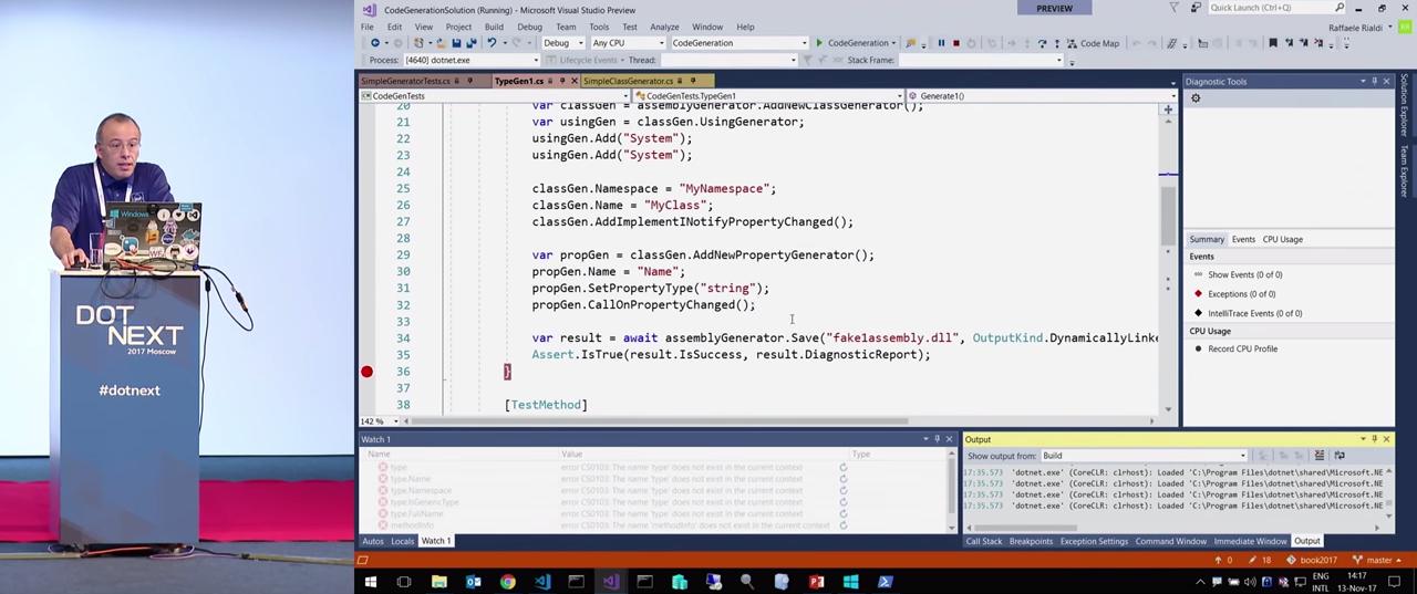 Генерация кода во время работы приложения: реальные примеры и техники - 46