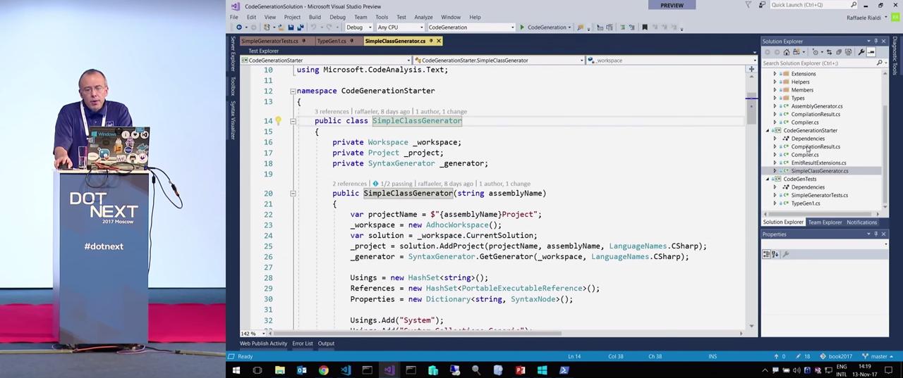 Генерация кода во время работы приложения: реальные примеры и техники - 48