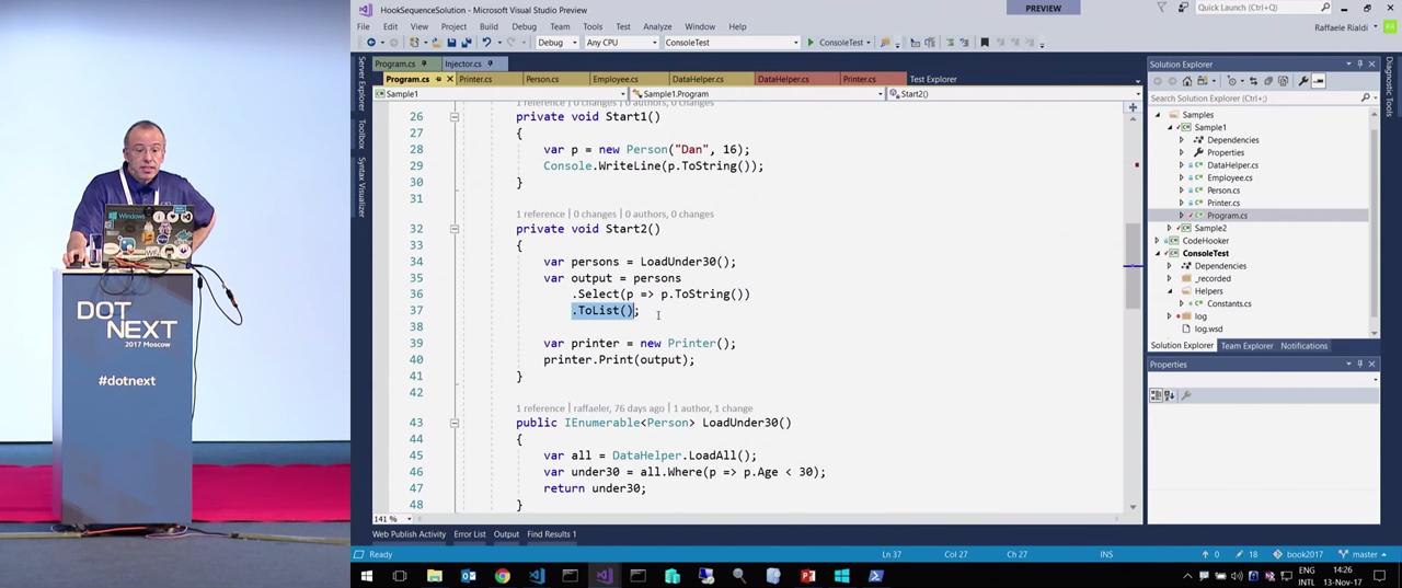 Генерация кода во время работы приложения: реальные примеры и техники - 53