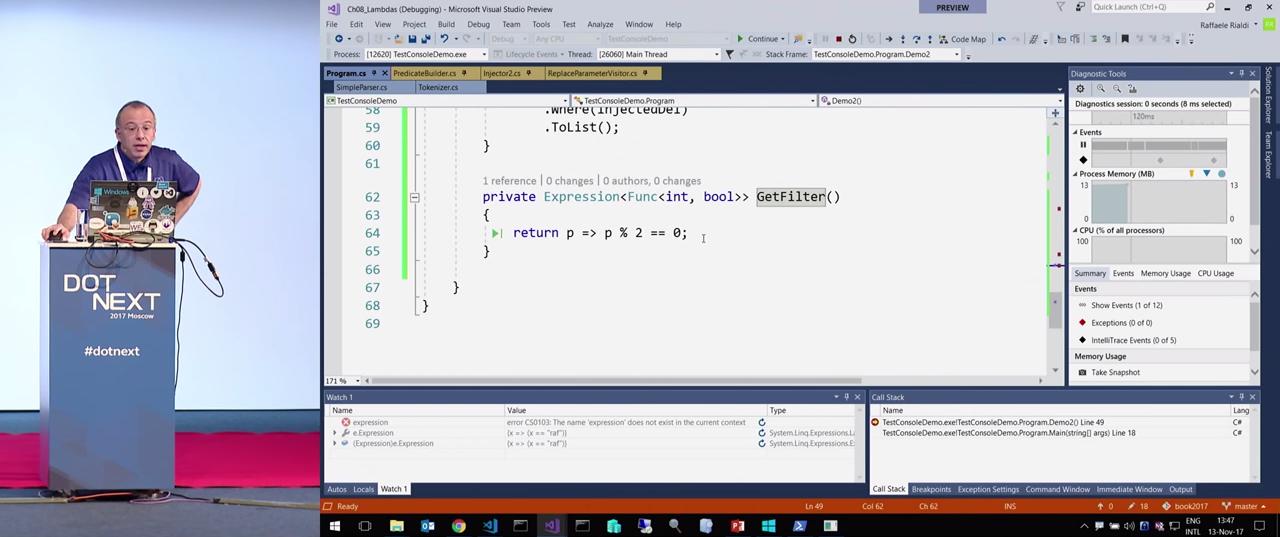 Генерация кода во время работы приложения: реальные примеры и техники - 8