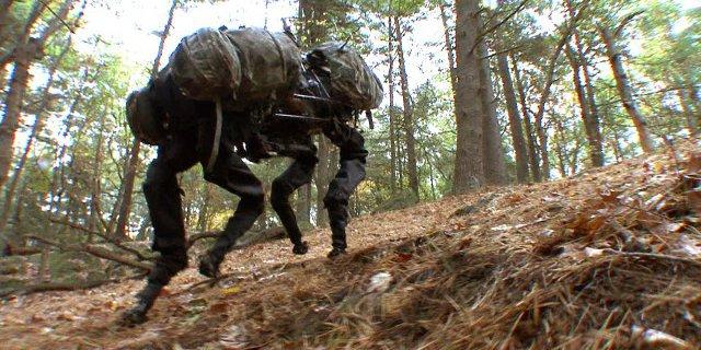 Как Boston Dynamics сделала BigDog автономным - 1