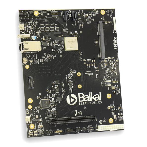Начались розничные продажи российских процессоров Baikal-T1