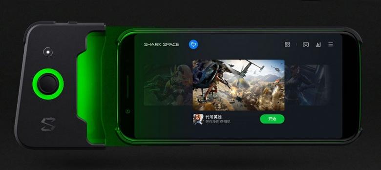 Представлен Xiaomi Black Shark — игровой смартфон с жидкостной системой охлаждения и подключаемым контроллером - 1