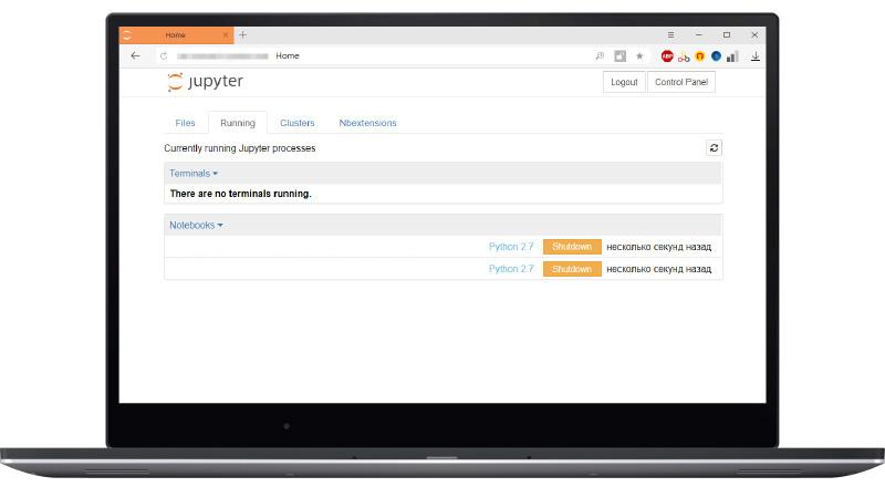 JupyterHub, или как управлять сотнями пользователей Python. Лекция Яндекса - 13