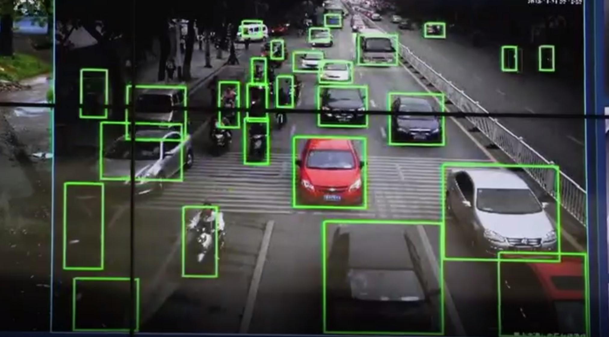 Распознавание автомобилей на фотографии