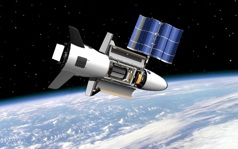 X-37B нашли на орбите - 2