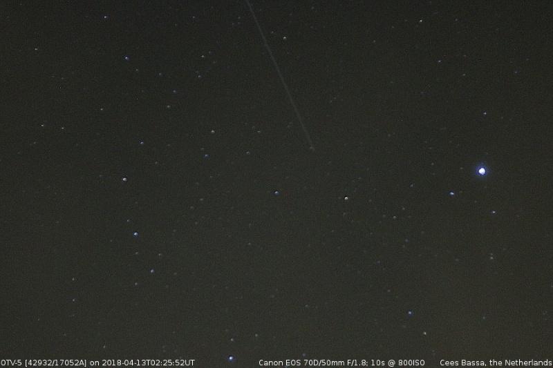 X-37B нашли на орбите - 4