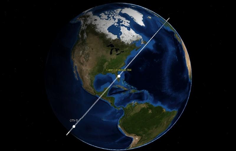 X-37B нашли на орбите - 5