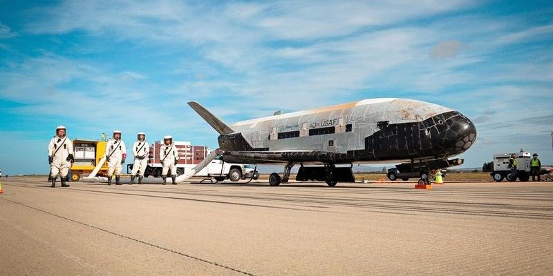 X-37B нашли на орбите - 1