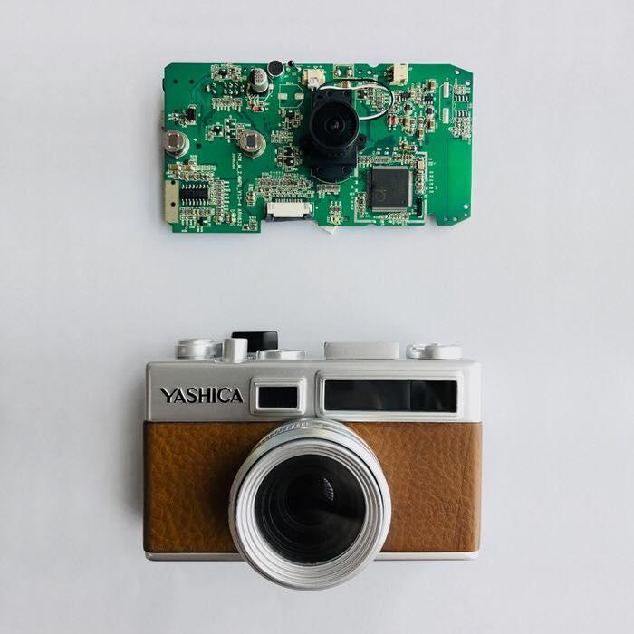 Отгрузка камер Yashica digiFilm задерживается