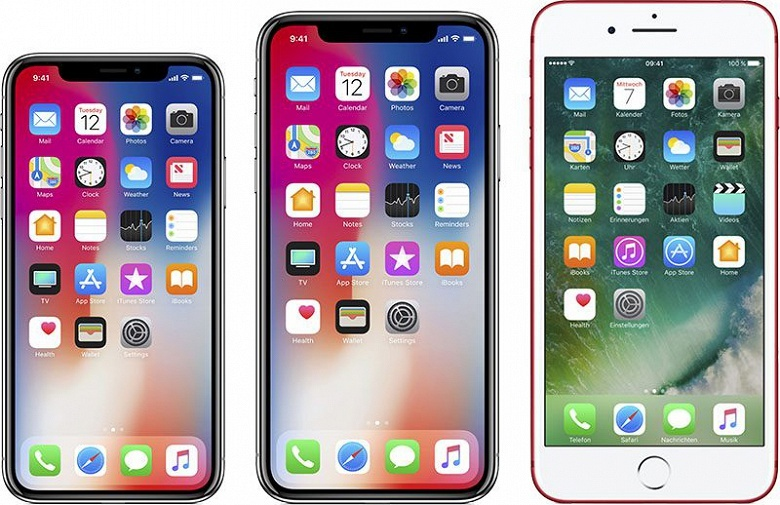 Samsung начнёт производить экраны OLED для новых смартфонов Apple уже в мае - 1
